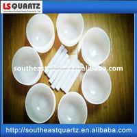 cheap crystal singing bowls from natural crystal powder from southeast quartz lianyungang jiangsu