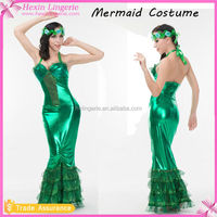 Wholsale Cheap Sexy Fancy Dress Adult Mermaid Costume