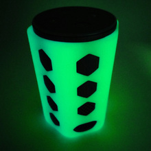 New Custom Design Silicone Skin Case For Amazon Echo Cover/ Speaker Sleeve