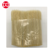 Crimped Waved PET PBT Hollow Tapered Paint Brush Filament