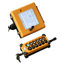 Telecrane industrial wireless remote control F21-E1B radio receiver used for hoist / crane