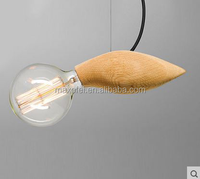 high quality E27 ceramic chandelier pendant lamp/ light large of cong