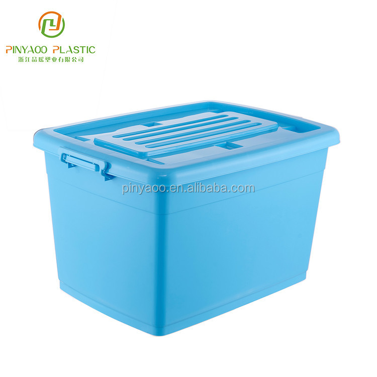 Wholesale stackable various color extra large garden storage box