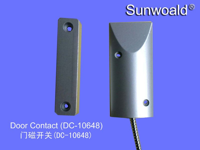 Metal magnetic door Reed switch NC /NO