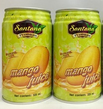 MANGO JUICE 325ml TIN CAN DRINK 35% PURE MANGO JUICE