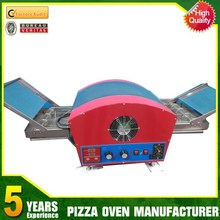 Portable Electric Conveyor Belt Pizza Oven Commercial