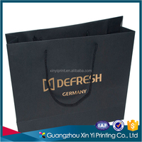 china supplier shopping company women's paper shopping bag
