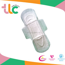 China good supplier Super Absorbent hygienic pads sanitary towel brands