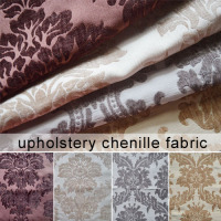 Fashion new classical Turkey luxury designs jacquard chenille sofa upholstery fabric