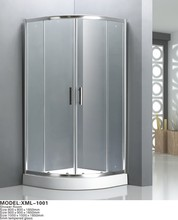 Factory direct convenient beautiful custom made shower enclosure