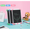 Factory Environmental 8.5inch Electronic LCD Writing Pad Kids magnetic writing tablet drawing board for school and office
