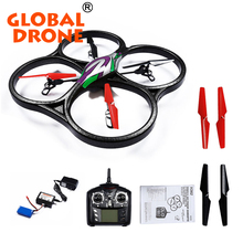 HOT SALE GLOBAL DRONE Wltoys V262 FOAM BIG drone UFO RED and GREEN 3D stunt rolling 4CH Large RC Quadcopter