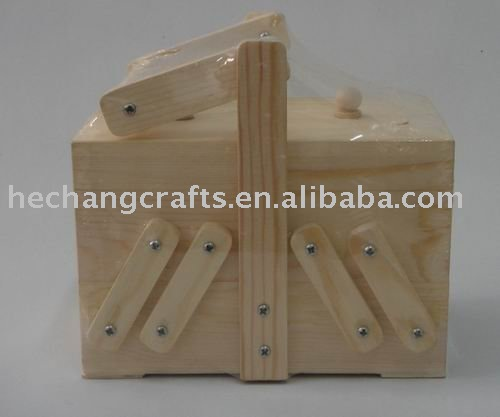 WOODEN TOOLBOXES