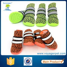 New arrival wholesale outdoor waterproof dog sock dog shoe for gift