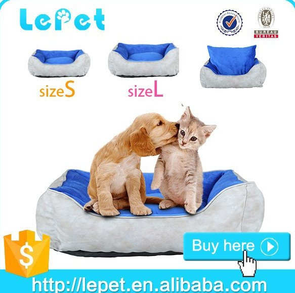 Soft washable luxury pet dogs/dog beds manufacturer/sofa bed luxury pet dog beds
