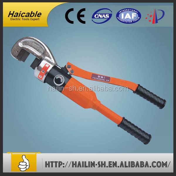 SC-20 Hydraulic Rebar Cutter Hand Operation Rescue Tools Small Size Cutter