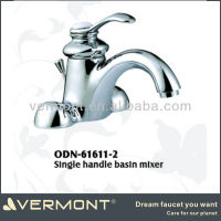 various types of faucets