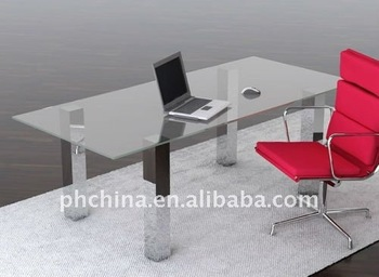 Shenzhen Manufacturer Acrylic Office Home Used Computer Desk
