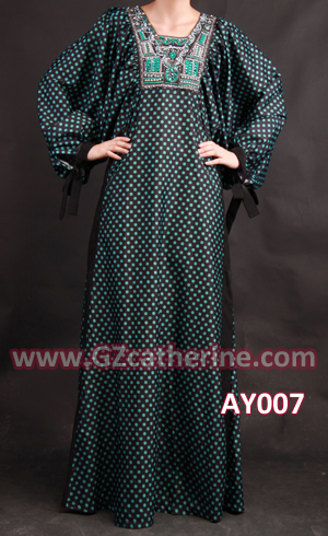 Fashion Cheap Maxi Evening Dress for Muslim