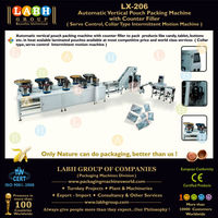 Automatic tablets bag making equipment