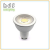 HDS narrow beam angle led spotlight indoor laser gu10 cob led spotlight lamp alloy lamp body material led light