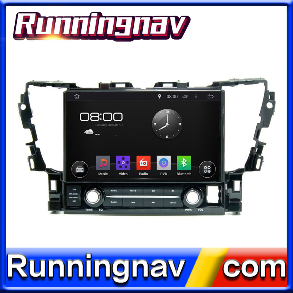 Andriod 5.1 10.1 inch double din car dvd player built in gps for TOYOTA ALPHARD