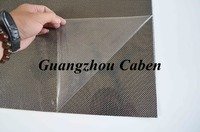 Excellent 3K black+silver glossy plain hybric fabric carbon fiber sheet for sale