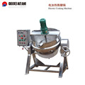 automatic food cooking machine/ stainless steel large candy cooking pots