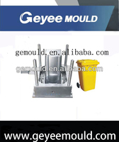 plastic injection dustbin mould supplier