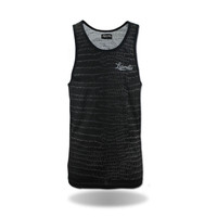 custom cheap mens gym clothing 100 polyester tank top
