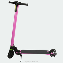 Newest shock absorption design carbon fiber electric custom scooters for sale