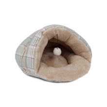 Pet House Soft cave dog bed