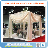 Pipe And Drape Rental Houston Wedding Draping Fabric Wedding Flower Backdrop