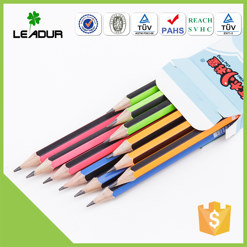 Anti-dumping duty drawing custom printed pencils