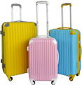 Hard Shell Summer Vacation Very cute trolley colourful Luggage