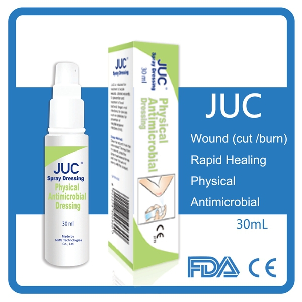 FDA the Newest antibacterial natural wound dressing