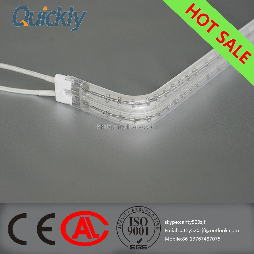 halogen oven infrared heating elements with CE certificate for over 5000 hours working life