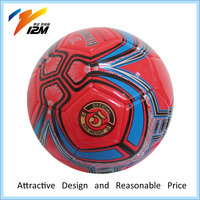 New Series Machine Stitched Football /Soccer Ball Print Your Logo