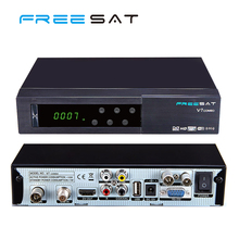 Freesat V7 Combo DVB-T2 DVB-S2 Satellite TV Receiver with Newcamd IPTV Powervu Biss