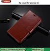 Genuine Leather flip cover for gionee s6 for GIONEE S6 GN9010 card wallet phone case
