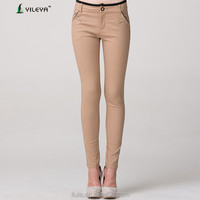 mini tight muticolors casual hot shapers pants for women