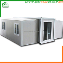 Easy Assembling 20Ft Container House 2 Bedroom Floor Plans