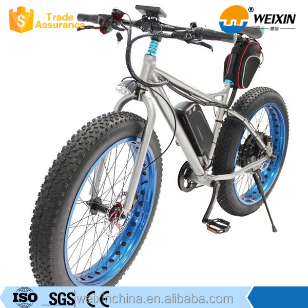 Electric Bicycle/Bike/Scooter Snow/Beach Cruiser Motorized And Hidden Lithium Battery