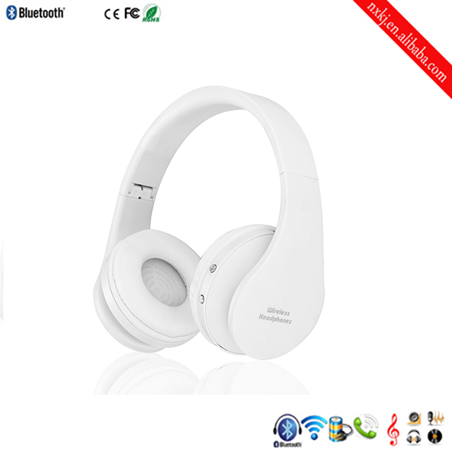 China new products 2015 innovative product , 2 in 1 wireless bluetooth headphone