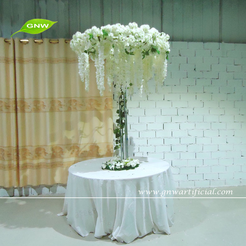 Artificial Wedding Flower Stand Centerpieces Buy Wedding Flower