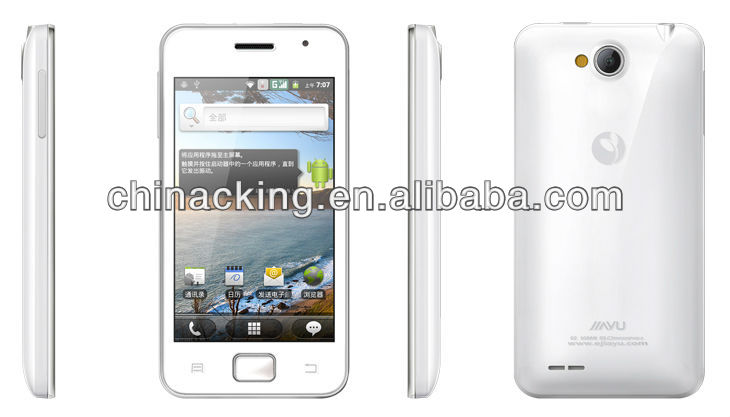 Jiayu G2 4'' MTK6577 Android 4.0 1.0GHz IPS 3G WCDMA Smart Cell phone
