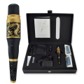 High Quality Permanent Golden Dragon Tattoo Machine