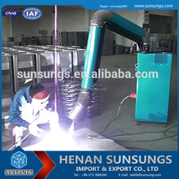 Good quality welding smog extractor/welding fume cleaner