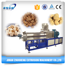 Zhuoheng Supplier Textured Soya Protein Soybean Extruder machine for small business