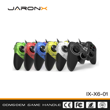Wholesale FCC Certification Support custom color PC Controller Game handle, super joystick tv game